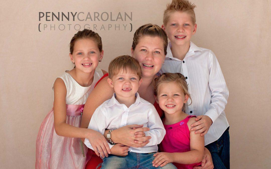 Thompson Family Photoshoot